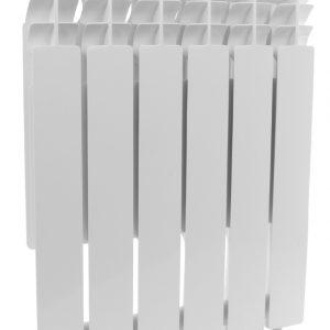 Радиатор алюмин ROMMER Optima 500 6секций