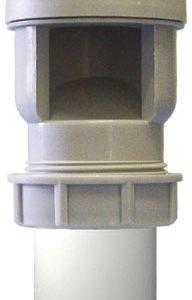 Канализационный вакуумный клапан DN32/40/50