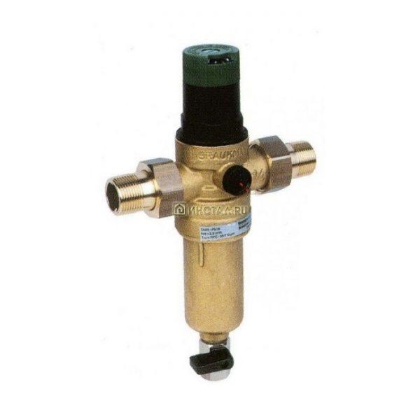 Honeywell FK06-1/2 AAM Фильтр с редук. для гор.воды