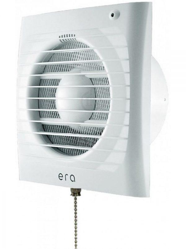 Вентилятор D100 ERA 4С-02 с обратн клапаном и тяговым выключателем