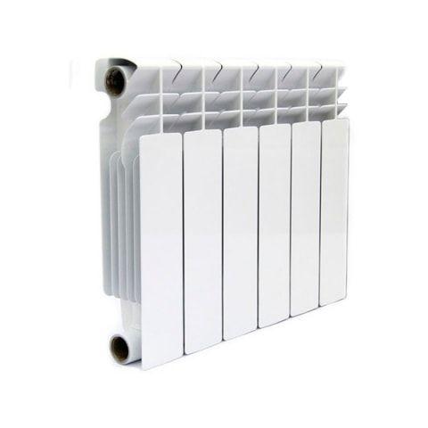 Радиатор алюминиевый 350/80 Torrid 8 секции