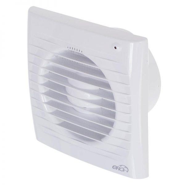 Вентилятор D100 В 4S с обр клапаном,антимоскитной сеткой AURAMAX