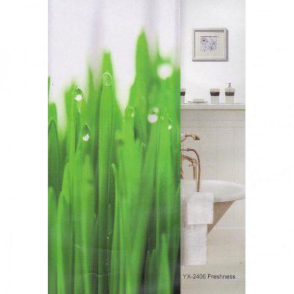 Штора для ванной Фотопринт 180*200