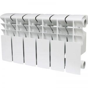 Радиатор алюмин ROMMER Plus 200 12секций