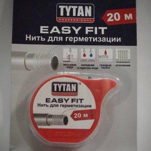 Нить для герметизации Easy Fit Tytan Professional (20м)