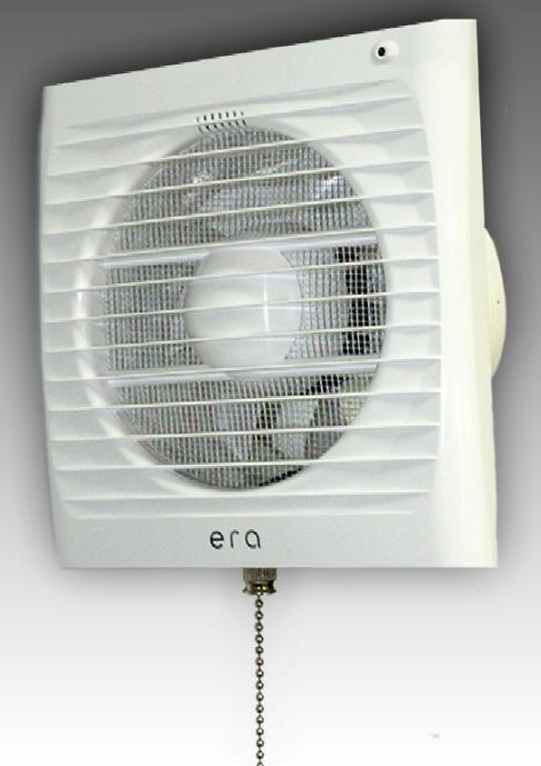 Вентилятор D150 A 6-02 с тяговым выключателем AURAMAX