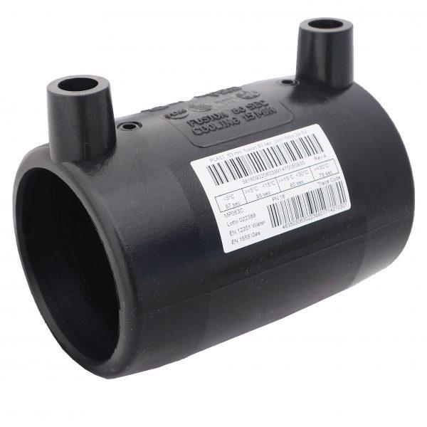 Муфта 0110 мм ПЭ100 SDR 11 эл/св