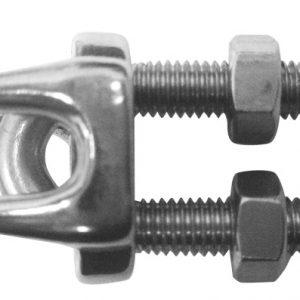 Зажим для стальных канатов DIN 741 M5