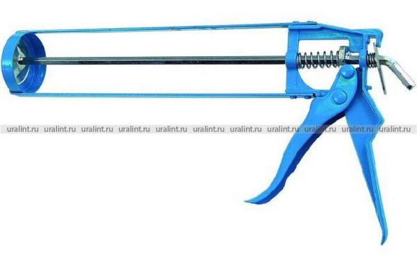 Пистолет скелетообразный с 6-гранным штоком 320мл