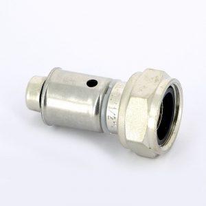 Соединитель d16(2.0)х3/4 Multi-Fit