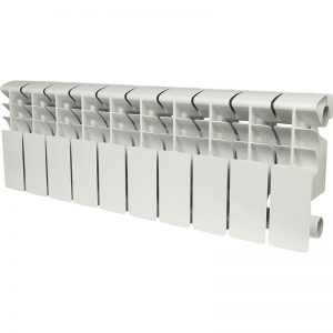 Радиатор алюмин ROMMER Plus 200 10секций
