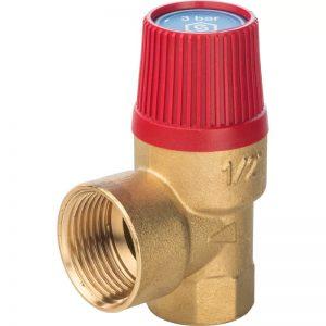 Клапан предохранительный 30 x 1/2 STOUTSVS-0001-003015