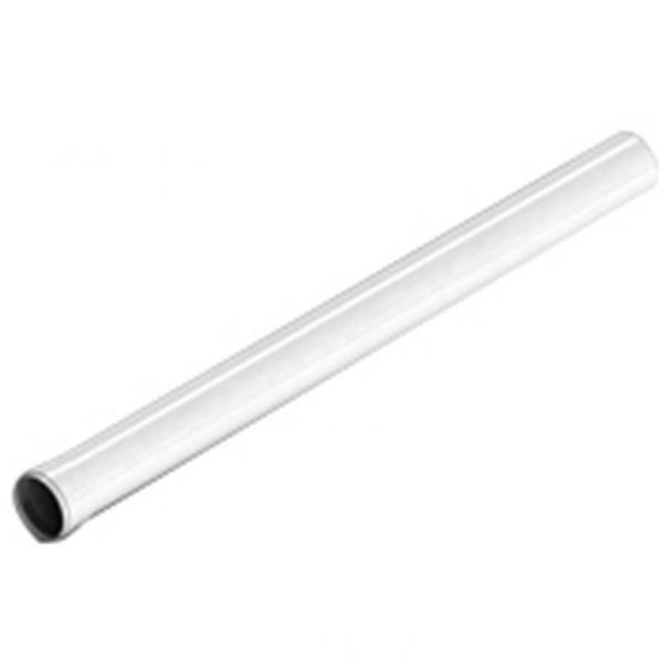 Труба DN 80 1000 мм п/м STOUT Элемент дымохода SCA-0080-000100