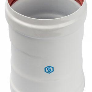Соединительный адаптер внутренний для труб DN80 п/п STOUT