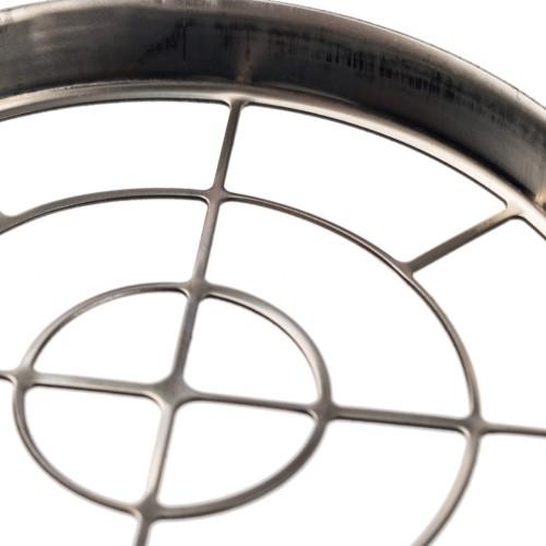 Решетка из нержавеющей стали DN80 для дымоотводящей трубы STOUT SCA-0080-010004