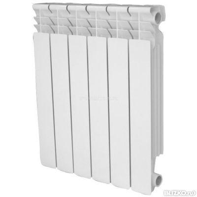Радиатор BRESCIA BIANCO 500/80 10 сек Италия