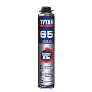 Пена профессиональная 750 мл TYTAN Professional 65