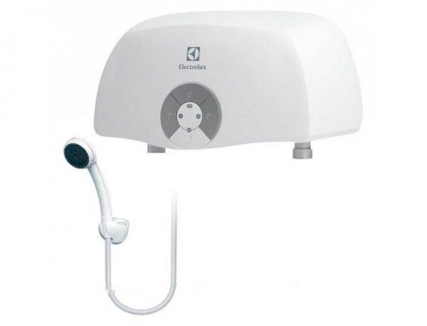 Проточный водонагреватель Electrolux SMARTFIX 2.0 S (3.5kW)-душ