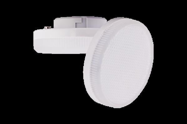 Лампа св/д Ecola GX53 св/д 6W 4200K 4K 27x75 матов. стекло T5MV60ELC
