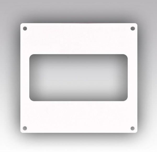 Накладка торцевая 264х119 для канала 60х204 620НПП ПВХ