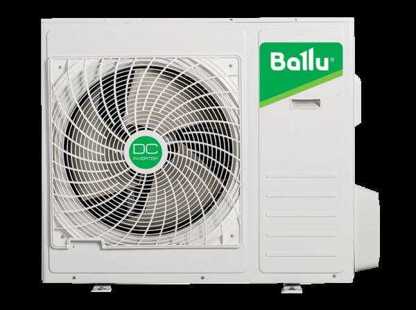 Блок наружный BALLU BSPI/out-10HN1/BL/EU сплит-системы, инверторного типа