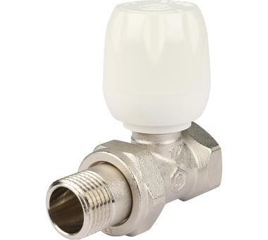 Клапан ручной терморег. с неподъемным шпинделем прямой 1/2 STOUT