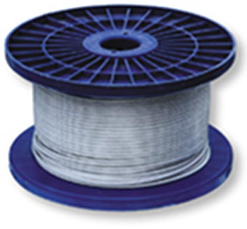 Трос стальной в оплетке ПВХ 2/3 (200м)