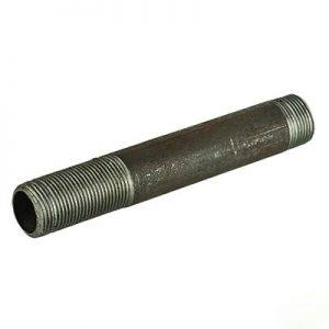 Сгон 1 1/4 стальной 32 УДЛИНЕННЫЙ (L=130мм)
