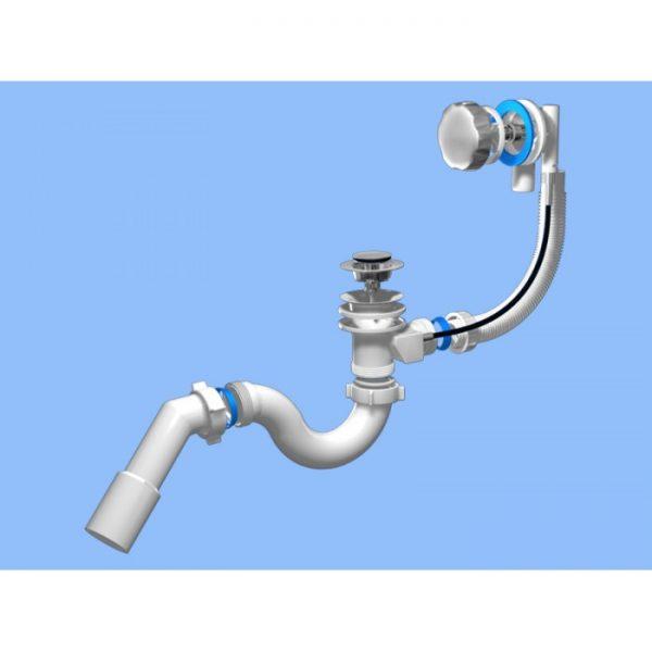 Обвязка на ванну 1 1/2*40 полуавтомат Е311 (ЕМ311) АНИ пласт