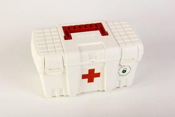"""Аптечка """"Скорая помощь"""" пластик, белая BR3749 BranQ"""