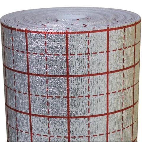 Изолон металлизир. НПЭ 05(52.50кв.м)