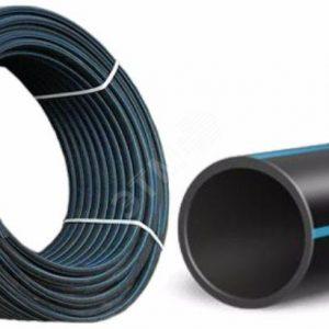 Труба 25х2,0мм РЕ100 PN12.5 SDR13,6 питьевая (бухта 100м)