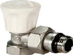 Вентиль ручной угловой  с отводом R705A, 1/2, хром R705X013 Giacomini