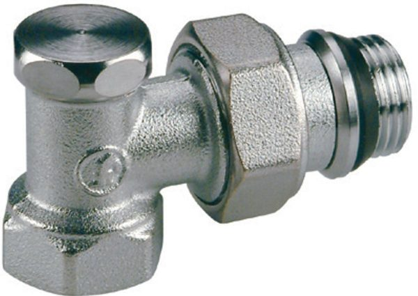 Вентиль запорный угловой 1/2х16, хром R29TG, R29X033 Giacomini