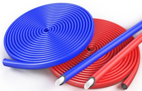 Трубка Energoflex Super Protect 4мм 18/4 Красный - 1м