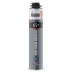 Пена монтажная KUDO PROFF 65+ (930гр) (12/768)