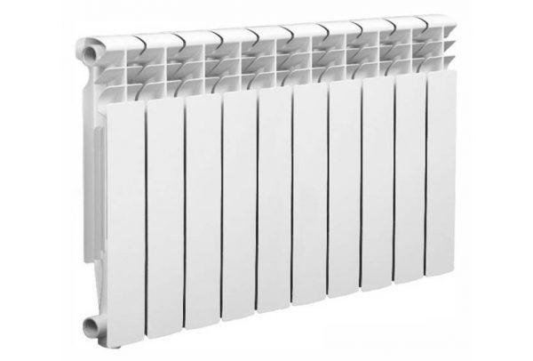Радиатор алюминиевый ЕСО500-100-10 (Lammin)