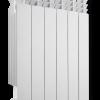 Радиатор алюминиевый 350/100 6 секц. torrid
