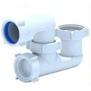 Сифон для душ. поддона 1 1/2*40 регулируемый, без выпуска Е200 Ани пласт