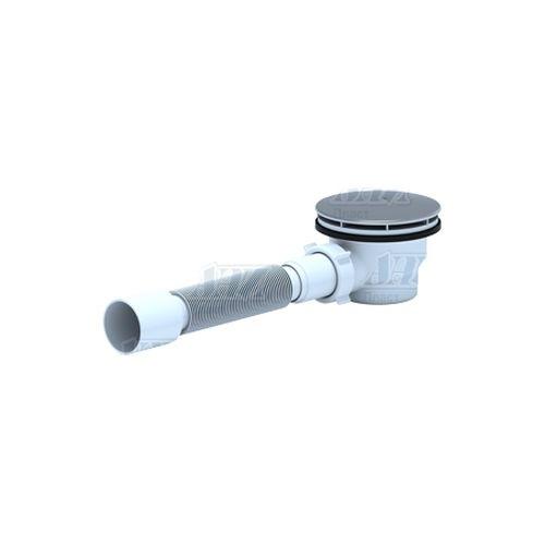 Сифон для душ. поддона 90*40 h65 с гофрой 40*50 Е325С АНИ пласт