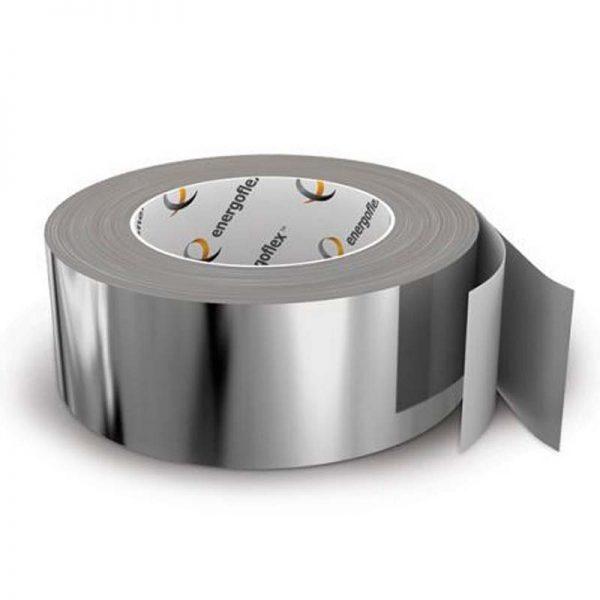 Лента Energoflex алюминиевая серая 50ммх50м
