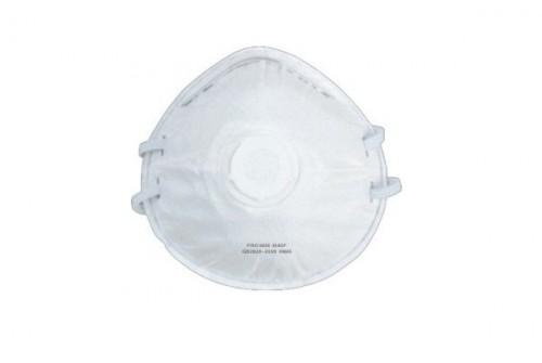 Маска для защиты от пыли с клапаном (10/200)
