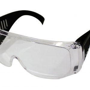 Очки защитные с дужками прозрачные