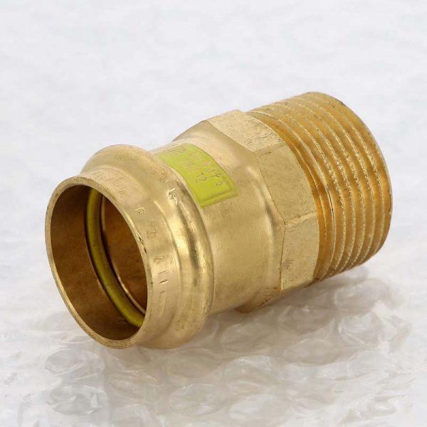 Муфта пресс-Н 28х3/4' бронза Profipress G SC-Contur