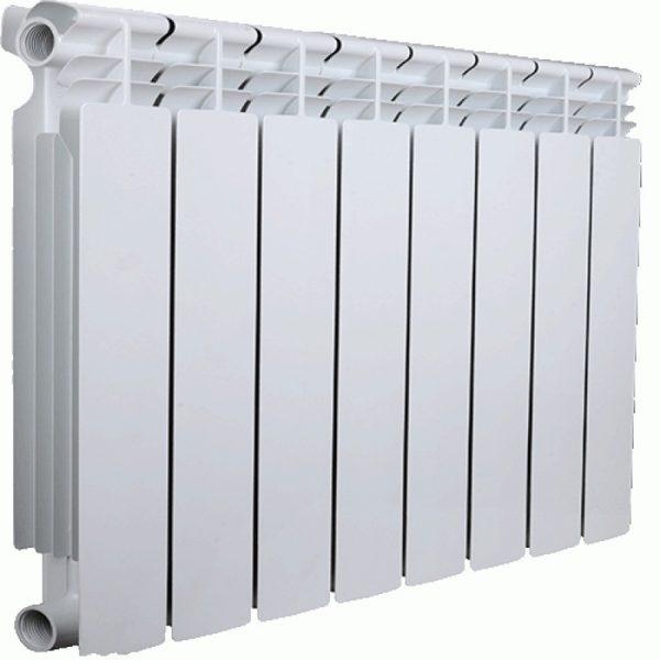 Радиатор VALFEX OPTIMA Version 2.0 алюминиевый 500, 8 сек.