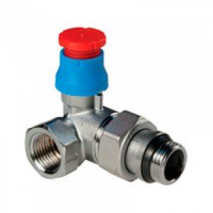 Клапан прямой термостатический 3/4, отвод без герметичной прокладки