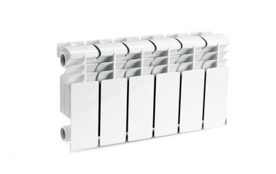 Радиатор алюминиевый VIVAT А 200/ 80 1 секц
