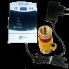 Система автоматич.контроля загазованности САКЗ-МК-1-1А DN15 НД(природн газ=КЗЭУГ Б)БЫТОВАЯ