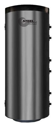 Бойлер STEELSUN RS-300 SOLAR v17