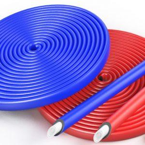 Трубка Energoflex Super Protect 4мм 28/4 Красный - 1м